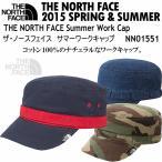 ザ・ノースフェイス アウトドアキャップ サマーワークキャップ NN01551/THE NORTH FACE/2015年春夏モデル(ネコポス不可)