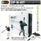 スキルズ SKLZ ジップアンドヒットプロ ZIP-N-HIT PRO ジップヒットプロ/野球/バッティング練習器/2016年継続モデル(ネコポス不可)