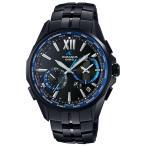 OCW-S3400B-1AJF CASIO カシオ OCEANUS オシアナス Manta メンズ 腕時計 スマートアクセス プレゼント マンタ クロノグラフ チタン 電波ソーラー オールブラック