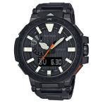 山 海 川 アウトドア 登山 気圧の急下降や急上昇の変化を表示 PRX-8000YT-1JF カシオ CASIO PROTREK プロトレック MANASLU メンズ 腕時計 送料無料 送料込み