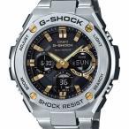 GST-W110D-1A9JF G-SHOCK  Gショック CASIO カシオ ジーショック G-STEEL メタルバンド メンズ 腕時計 送料無料 国内正規品