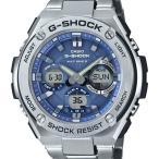 GST-W110D-2AJF G-SHOCK  Gショック CASIO カシオ ジーショック G-STEEL メタルバンド メンズ 腕時計 送料無料 国内正規品