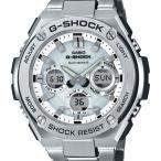 ショッピングG-SHOCK GST-W110D-7AJF G-SHOCK メタル  Gショック CASIO カシオ ジーショック G-STEEL メタルバンド メンズ 腕時計 送料無料 国内正規品 プレゼント アスレジャー