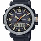 PRG-600-1JF PROTREK プロトレック CASIO カシオ PROTREK ブラック メンズ 腕時計 送料無料 国内正規品