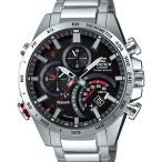 EQB-501XD-1AJF EDIFICE エディフィス CASIO カシオ タイムトラベラー タフソーラー モバイルリンク機能 ワールドタイム メンズ 腕時計 国内正規品 送料無料