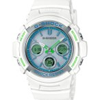 AWG-M100SWG-7AJF G-SHOCK Gショック ジーショック カシオ CASIO 電波ソーラー 白 ホワイト メンズ 腕時計 国内正規品 送料無料