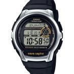 WV-M60-9AJF WAVE CEPTOR  ウェーブセプター CASIO カシオ 電波時計 黒 ブラック メンズ 腕時計 国内正規品