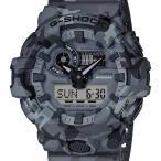 ショッピングShock GA-700CM-8AJF G-SHOCK Gショック ジーショック カシオ CASIO GA-700 カモフラージュ 迷彩 グレー 灰色 メンズ 腕時計 国内正規品 送料無料