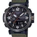 PRW-6600YB-3JF PRO TREK プロトレック CASIO カシオ 電波ソーラー アウトドア キャンプ メンズ 腕時計 国内正規品 送料無料