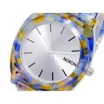 NIXON ニクソン TIME TELLER ニクソン タイムテラー アセテート 鼈甲 べっ甲 べっこう アナログ A327-1116 メンズ 腕時計