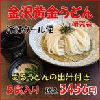 冷凍 生うどん 5玉入り 金沢風 讃岐うどん 細麺 無添加 ザル ぶっかけ用 出汁付き うどんよしの
