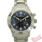 【名東】【値下げ】【BREGUET】ブレゲ ブレゲ トランスアトランティック タイプXX 3820TI/K2/TW9 チタン 自動巻き メンズ 腕時計