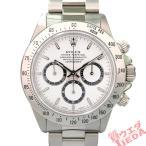 【名古屋】ロレックス デイトナ 16520 T番 白文字盤 エルプリメロ SS 自動巻 メンズ腕時計