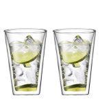 BODUM ボダム CANTEEN キャンティーン ダブルウォール グラス 400ml 2個セット 正規品 10110-10
