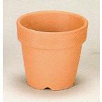植木鉢 陶器 和風 おしゃれ 盆栽 山野草 盆栽 仕立鉢 ラン 蘭 園芸鉢 駄温鉢 素焼鉢(スヤキ鉢)4号