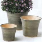 植木鉢(テラコッタ)ブーケ10号 グリーン