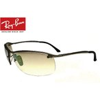 レイバン RB3183-RX ファッションコンシャス ハイカーブ度付きサングラス