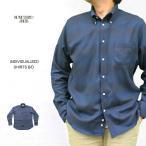 インディビジュアライズド シャツ INDIVIDUALIZED SHIRTS ライトフランネルチェック B/D スタンダードフィットシャツ