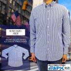 ショッピングINDIVIDUALIZED INDIVIDUALIZED SHIRTS インディビジュアライズド シャツ BENGAL STRIPE SHIRTS ベンガル ストライプ B/Dスタンダードフィットシャツ