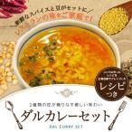 新鮮な豆とスパイスセット!ダールカレー 送料無料