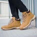 スノーブーツ メンズ 防水 冬用靴 外靴 防寒ブーツ雪靴 ウィンターブーツ ベルベットブーツ防寒 防滑 ハイカット メンズ アウトドア靴 送料無料 代引不可