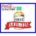 【全国送料無料】 爽健美茶  (そうけんびちゃ) 280ml PET (ペットボトル)  1ケース  /  24本 (コカコーラ社) ノンカフェイン