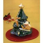 清水焼 京焼 楽置物 クリスマスツリー 京都の高級 手作り インテリア 贈り物ギフトにもおすすめ