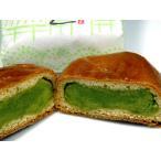宇治茶と清水焼の宇治茶園で買える「茶菓子 宇治の里1個」の画像です。価格は140円になります。