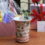 母の日フリーカップ 桃塗桜 6種スイーツセット