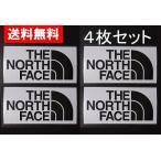 ザ ノースフェイス THE NORTH FACE カッティングステッカー ブラック