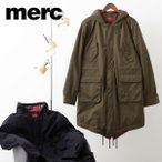ショッピングモッズ Merc London メルクロンドン モッズ コート メンズ