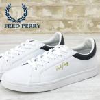 フレッドペリー Fred Perry スニーカー シューズ サイドピン キャンバス ホワイト メンズ