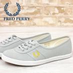 フレッドペリー Fred Perry スニーカー オーブリーキャンバス ドルフィン レディース 靴