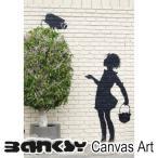 Banksy �Х��� Girl Camera ������