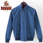 バラクータ Baracuta G9 オリジナル ハリントンジャケット ブルー