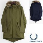 フレッドペリー 正規販売店 Fred Perry モッズコート Fishtail Parka M-51 コート 2色 メンズ