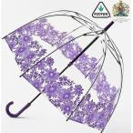 フルトン 傘 バードケージ ガーベラ 長傘 花柄 レディース かさ おしゃれ