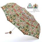 フルトン FULTON かさ 折りたたみ傘 ウイリアム モリス Minilite ロウデン 英国王室御用達 傘 花柄 フラワー フローラル ウィリアム 757