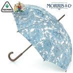 【傘 レディース】フルトン x モリス Fulton 長傘 花柄 フルトン レディース 傘