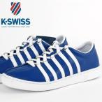 ケースイス K-SWISS スニーカー Classic '66 テニスシューズ クラシックブルー ホワイト メンズ