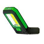 ショッピングライト ライト アウトドア ELPA エルパ LEDワークライト DOP-WL02 G COB LED トーチ 広く照らす 遠くを照らす マグネット フック スタンド
