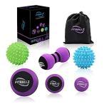 特別価格Fitballz Massage Ball Kit for Myofascial Trigger Point Release & Deep Tissu好評販売中