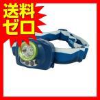 ショッピングキャプテンスタッグ キャプテンスタッグ ヘッドライト ギガフラッシュ LEDヘッドライト センサー機能付 UK-4027