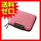 エレコム 電子辞書ケース 2タイプ開閉方式 イヤホン・タッチペン・SDカード収納ポケット付 ピンク  DJC-024PN |1302ELZC^