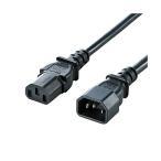 サンワサプライ 電源コード12A250V(5m) APW12-C14C13250-50 送料無料
