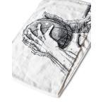 井上雄彦 タオル スラムダンク フェイスタオル  フラワー 井上雄彦 SlamDunk REJECTION Towel