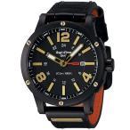 67%OFF 残り1個 Angel Clover エンジェルクローバー エクスベンチャー GMT クォーツ 200m防水 メンズ 腕時計 ウォッチ
