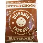 ウルトラミックス ビターチョコ北海道産バターミルクパンケーキミックス200g / ふわふわ もちもち ほろ苦