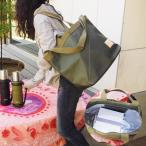 BS ピクニックバッグ 保冷バッグ クーラーバッグ カーキ KH 保冷ショッピングバッグ ファミリークーラーバッグ