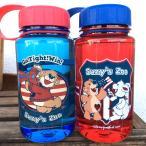 熱中症 予防 水分補給 水筒 おしゃれ 軽い スージーズー 350ml 水筒 マイボトル タンブラー 直飲み クリアボトル